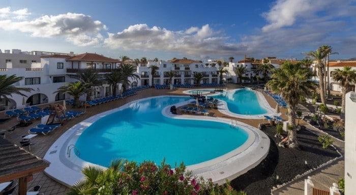 Hotel Hesperia Bristol Playa, en Fuerteventura