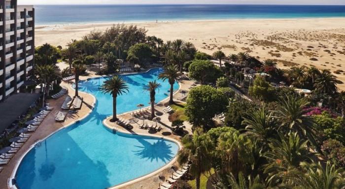 Hotel Meliá Fuerteventura, enFuerteventura