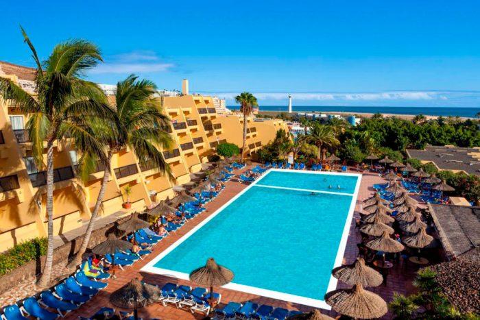 Hotel Sol Fuerteventura Jandía, en Morro Jable, Fuerteventura