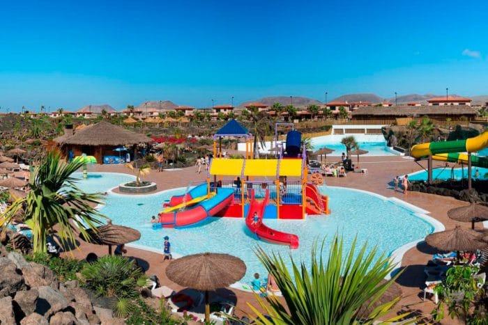 Hoteles todo incluido Fuerteventura con niños