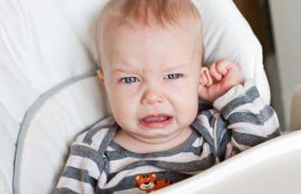 Otitis en niños