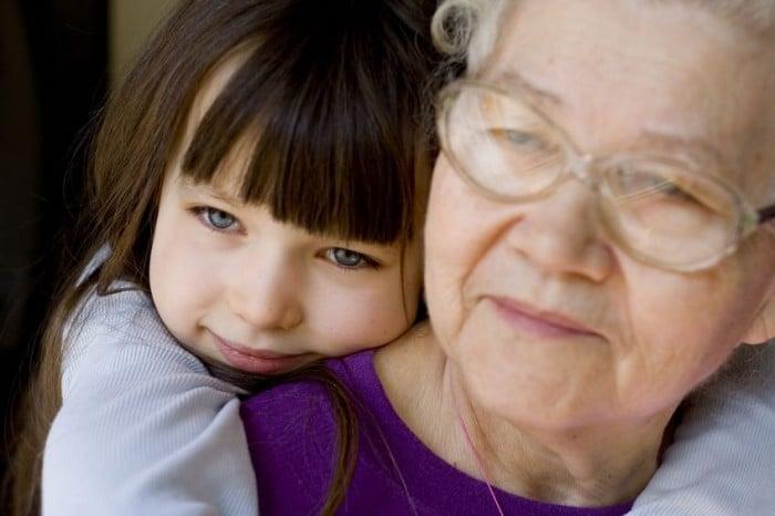 Poner límites a las abuelas