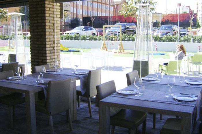 RestauranteMas Blayet, en Valencia