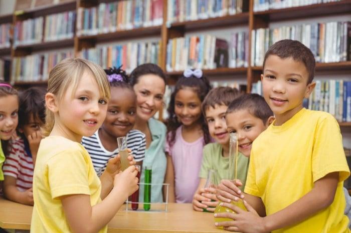 Ritmos de aprendizaje infantiles