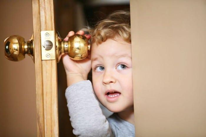 Temores más comunes en los niños
