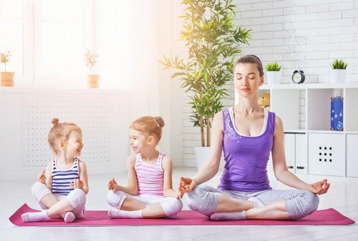Yoga infantil