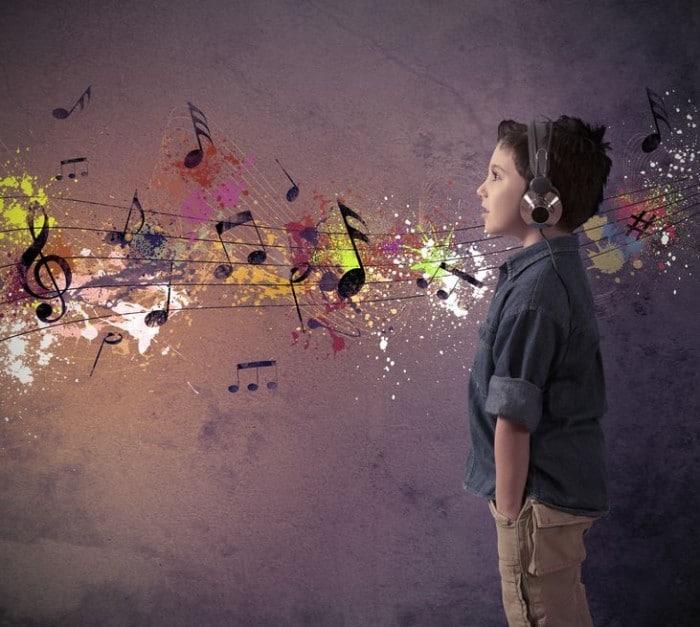potenciar el amor por la música en los niños