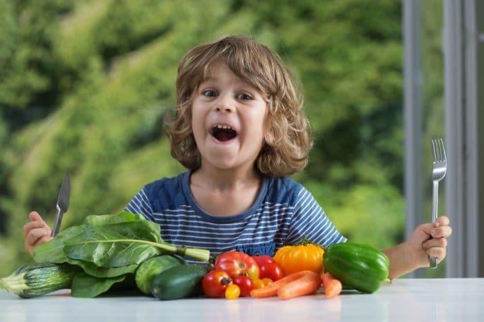 Alimentos para niños con TDAH