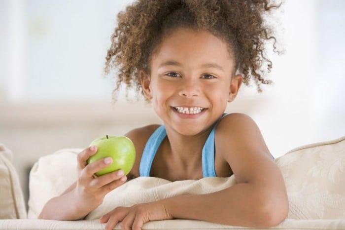 Alimentos que ayudan a reducir el colesterol en niños
