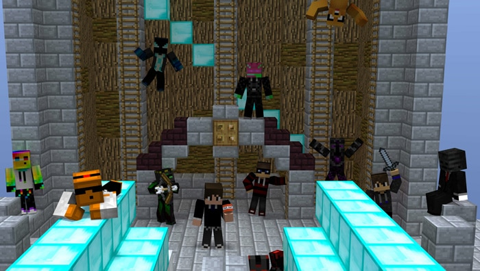 AutCraft Servidor de Minecraft para niños con autismo