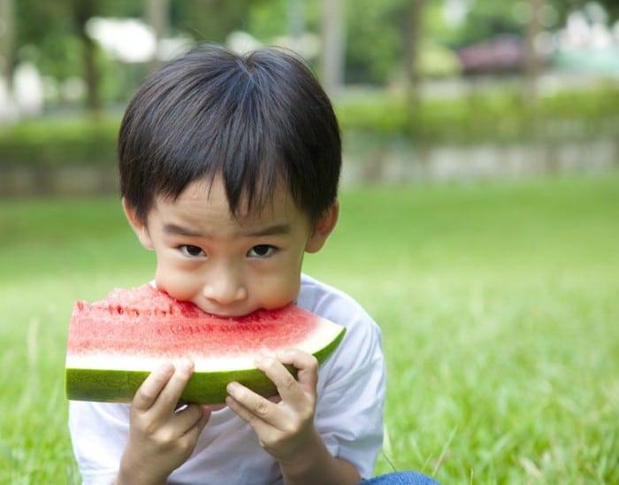 Ayudar a tu hijo a bajar los niveles del colesterol