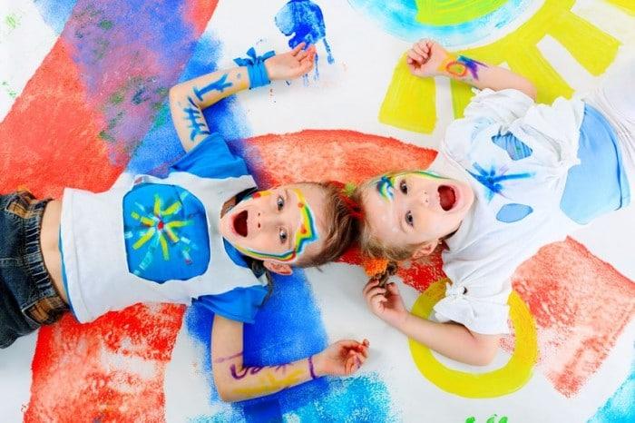Beneficios de colorear para los niños