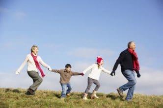 Beneficios abuelos niños