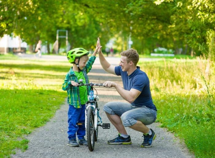 Buena comunicación con los hijos