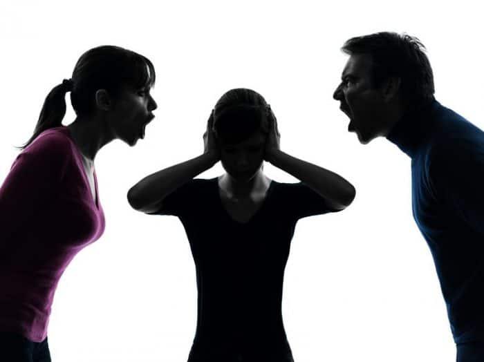Cómo afecta en los niños los conflictos de los padres
