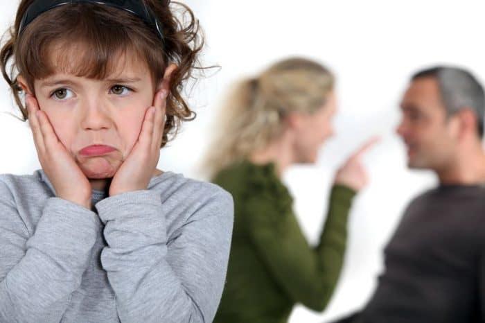 Cómo afecta en los niños los conflictos entre los padres