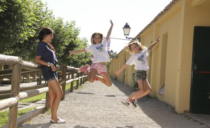 Campamento de verano English Summer, en Prades, Cataluña