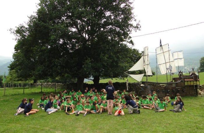 Campamento de verano Irish Summer, en Cantabria