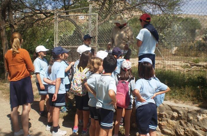 Campamento para niños St. George's School Summer School, en Almería