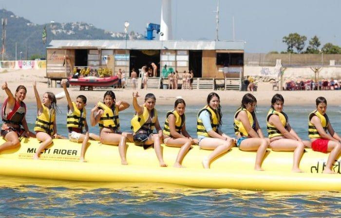 Campamento verano náutico bilingüe, en Valencia