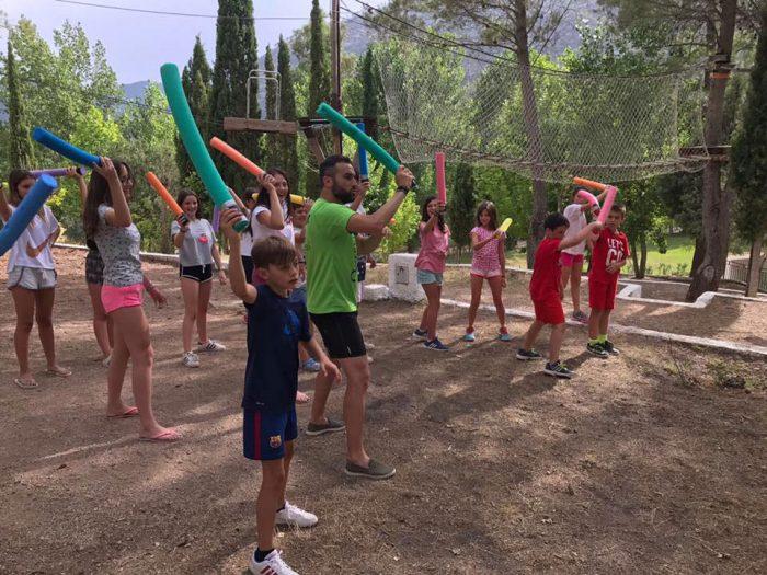 Campamento de verano Star Wars, en Cazorla