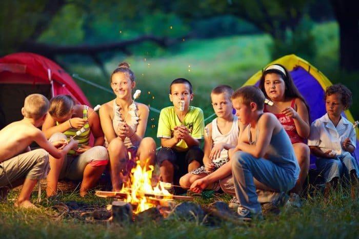 Campamentos de verano en Cataluña