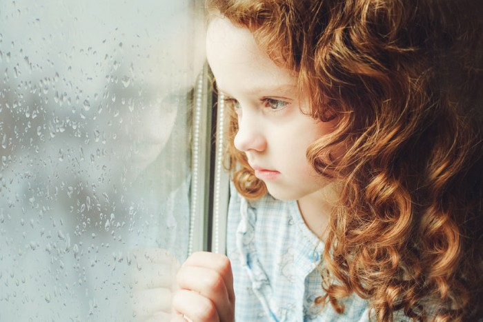 Causas de la distimia en los niños