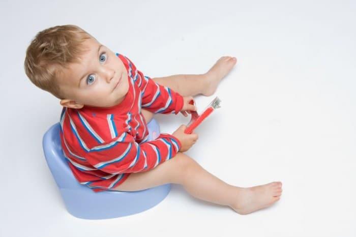 Control de esfínteres en los niños