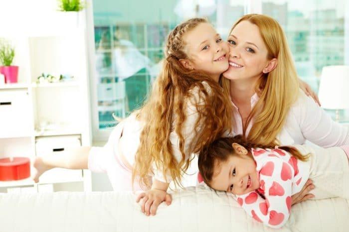 Como te cambia la vida ser madre