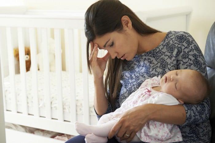 Causas, síntomas y tratamiento de la depresión postparto