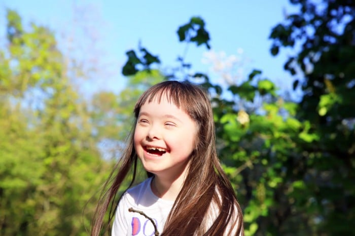Educación inclusiva niños Síndrome de Down