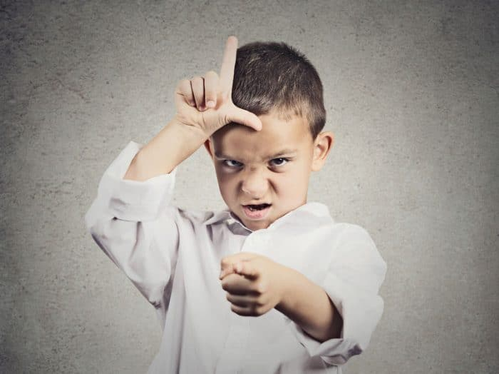 El efecto del sarcasmo en los niños