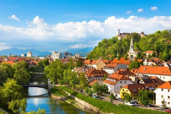 Escapada barata niños Liubliana, Eslovenia