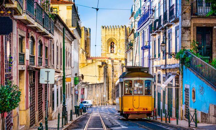 Escapada con niños a Lisboa, Portugal