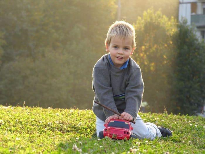 Flores de Bach para niños con TDAH o Autismo