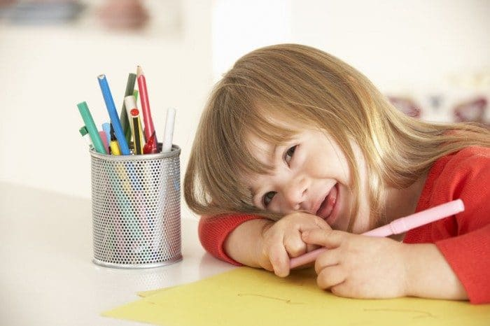 Inclusión de niños con Síndrome de Down