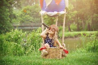 Las cosas que debe saber un niño o niña de 4 años