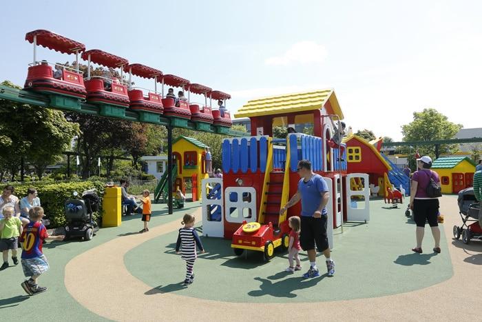 Escapada Legoland Billund, en Dinamarca
