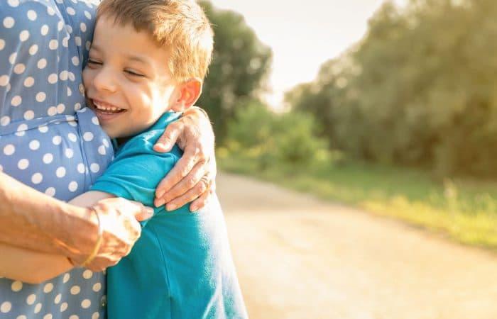Los abuelos en la vida de los niños