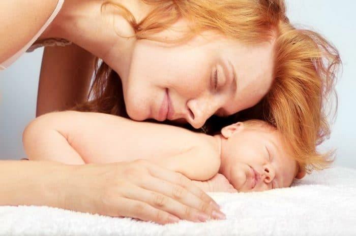 Los mandamientos de la maternidad