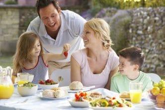 Niño con TDAH no quieren comer