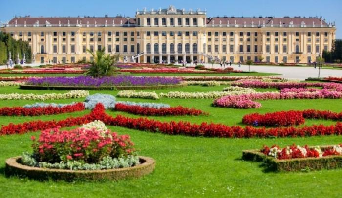 Escapada Palacio Schönbrunn de Viena, Austria