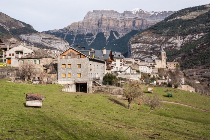 Parque nacional Monte Perdido, enSobrarbe,Huesca, Aragón, España