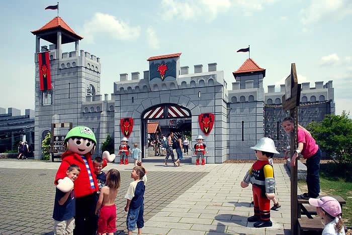Escapada Playmobil Fun-Park, enParís, Francia
