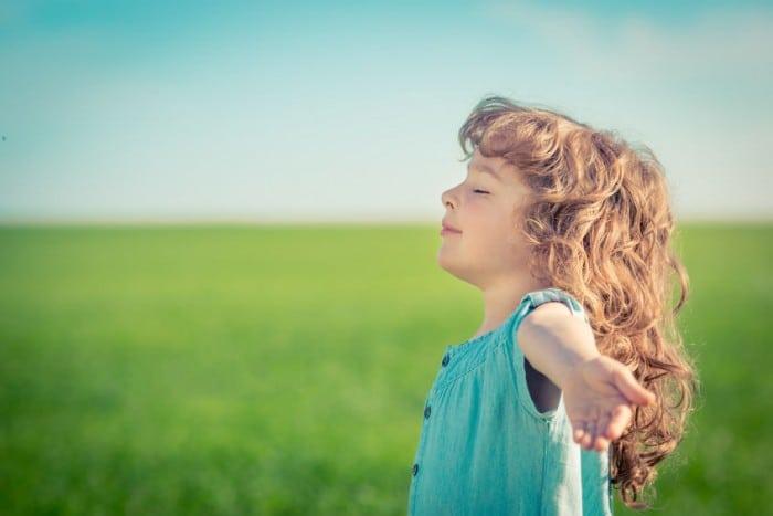 Qué debe saber un niño de cuatro años