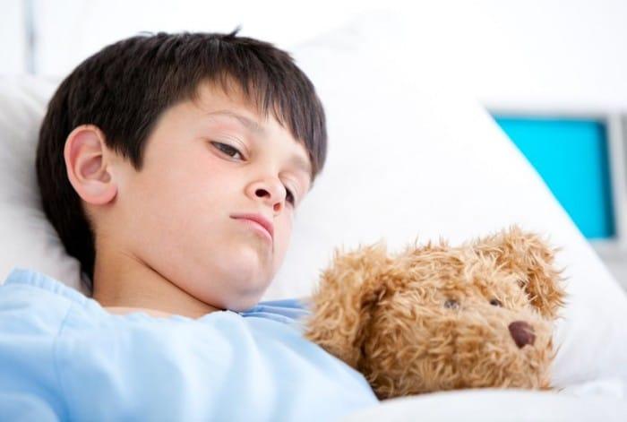 Qué es la parotiditis o papera en los niños
