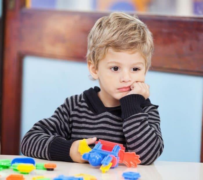 Síntomas Trastorno del Espectro Autista