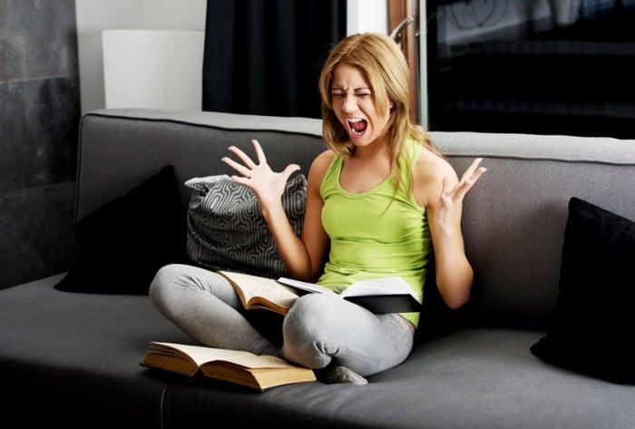 Técnicas de control para la ira en adolescentes