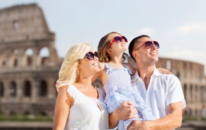 Vacaciones con niños por el mundo