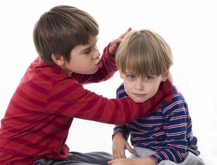 bullying entre hermanos